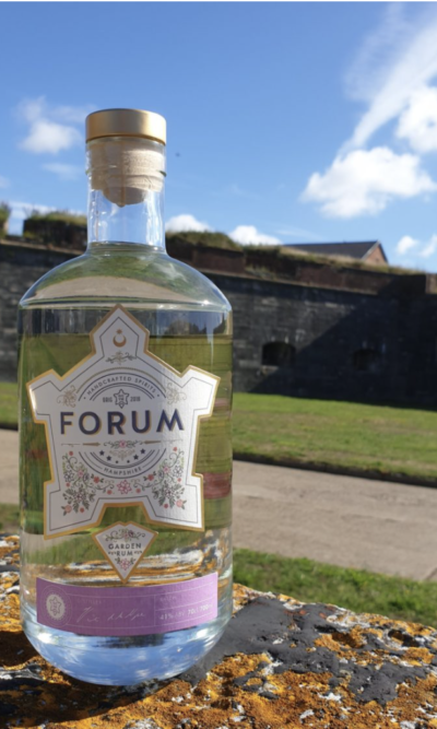Forum rum from the Portsmouth Distillery