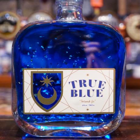True Blue Gin